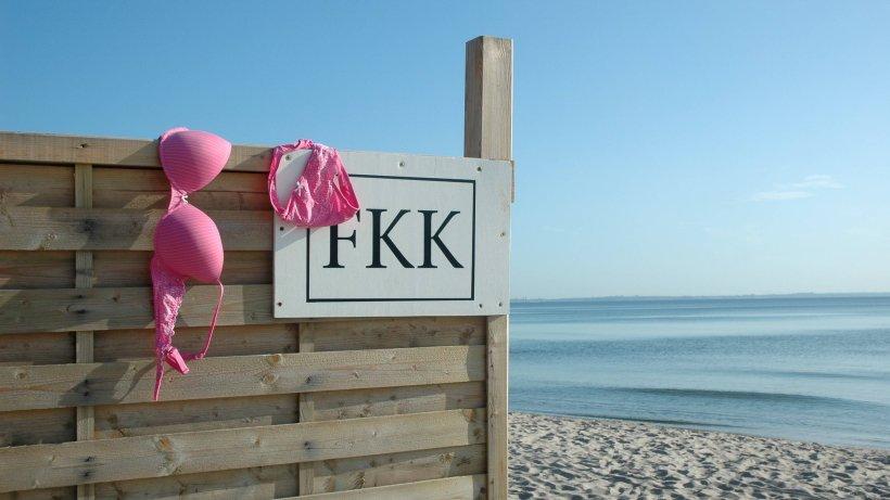 Nicht Jugendfreier Fkk-Strand