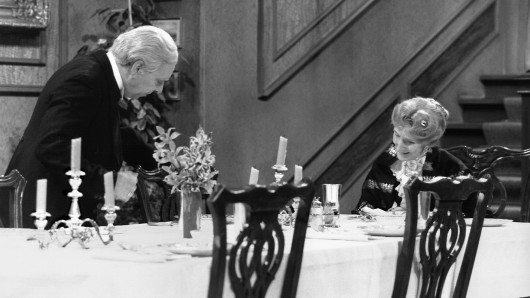"""Silvester 2020: Auch in diesem Jahr darf """"Dinner for One"""" nicht fehlen."""