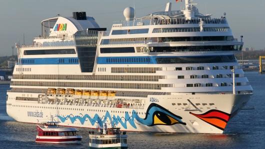 Bei der Planung seiner nächsten Kreuzfahrtreise geht für einen Aida-Passagier einiges schief.