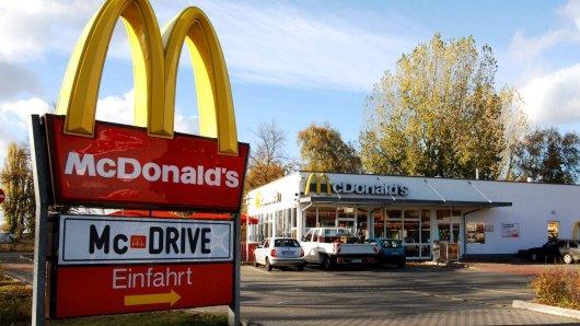 McDonald's will einen Burger aus dem Sortiment nehmen.