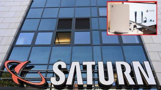 Saturn: Ein Kunde wollte sich eine Playstation 5 bestellen, doch das ging ordentlich schief. (Symbolbild)