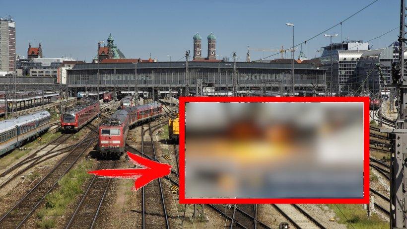 Hauptbahnhof-M-nchen-Mann-m-chte-Bahnsteig-von-Schnee-befreien-R-umarbeiten-enden-in-der-Klinik
