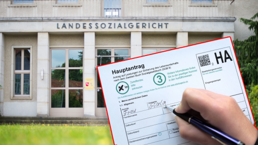 Das Landessozialgericht Niedersachsen-Bremen hat die Betrügerin entlarvt. (Symbolbild)