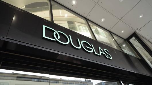 Die Überraschungsprobe von Douglas ist nichts für jeden Mann.