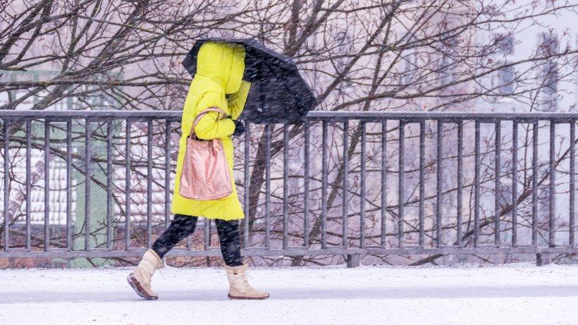 Wetter: Erst wird's warm – doch dann folgt die Kälte-Prognose - Der Westen