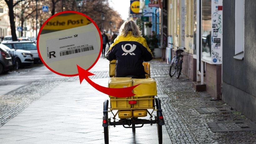 Deutsche Post Köln Mülheim