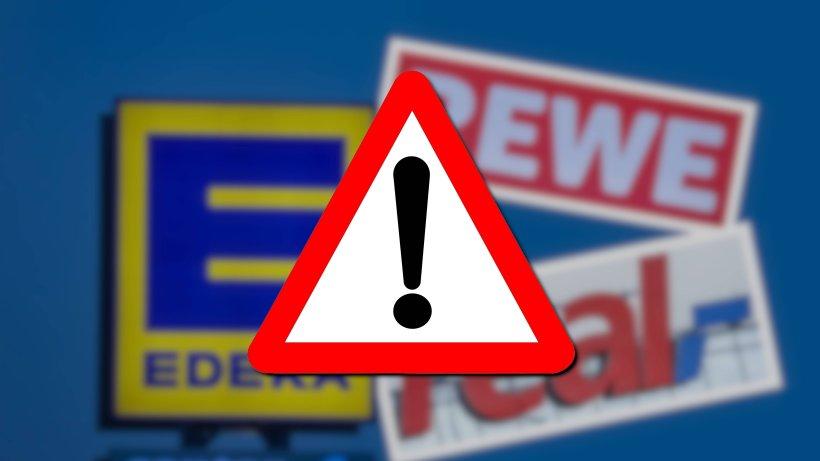 Edeka, Rewe, Real: Rückruf! Vergiftungsgefahr durch DIESE Snacks - Der Westen