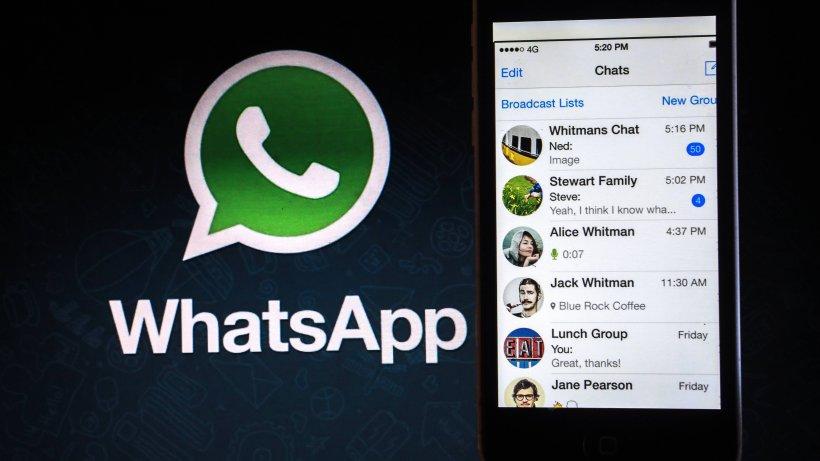 Whatsapp Nachricht Von Unbekannten