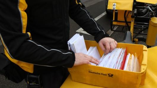 Die Deutsche Post bietet einen neuen Service an. (Symbolbild)