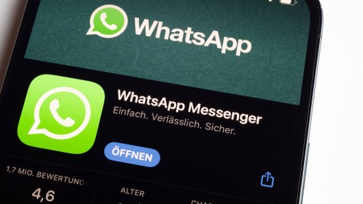 Du willst das neue Whatsapp-Update nicht? Kein Problem! Es gibt nämlich einen Trick dagegen. (Symbolfoto)