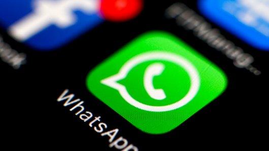 Whatsapp hat geheime Codes veröffentlicht. (Symbolbild)