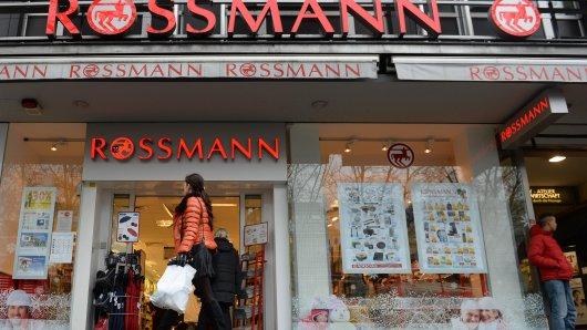Eine Rossmann-Kundin wurde bitter enttäuscht. Ihre Coupons konnte sie nicht abgeben. (Symbolbild)