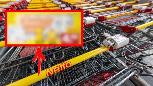 Eine Netto-Kundin wird wütend, als sie ein Muttertags-Angebot im Prospekt sieht. (Symbolbild)