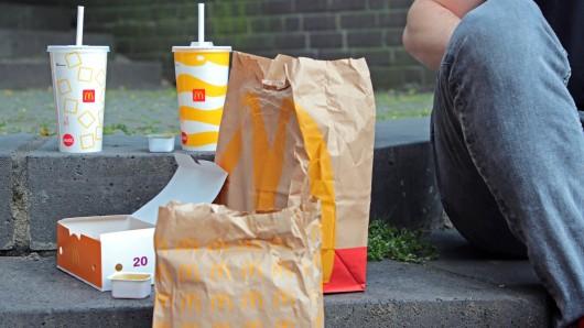 McDonald's hat einen neuen Burger im Angebot.