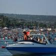 Der Strand von Mersin (Südtürkei) ist rappelvoll. Lohnt sich in der Türkei ein Sommer-Urlaub trotz Corona?
