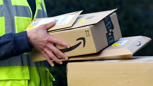 Ein Kunde ärgert sich so ziemlich heftig über die Zustellung über Amazon Prime. (Symbolfoto)
