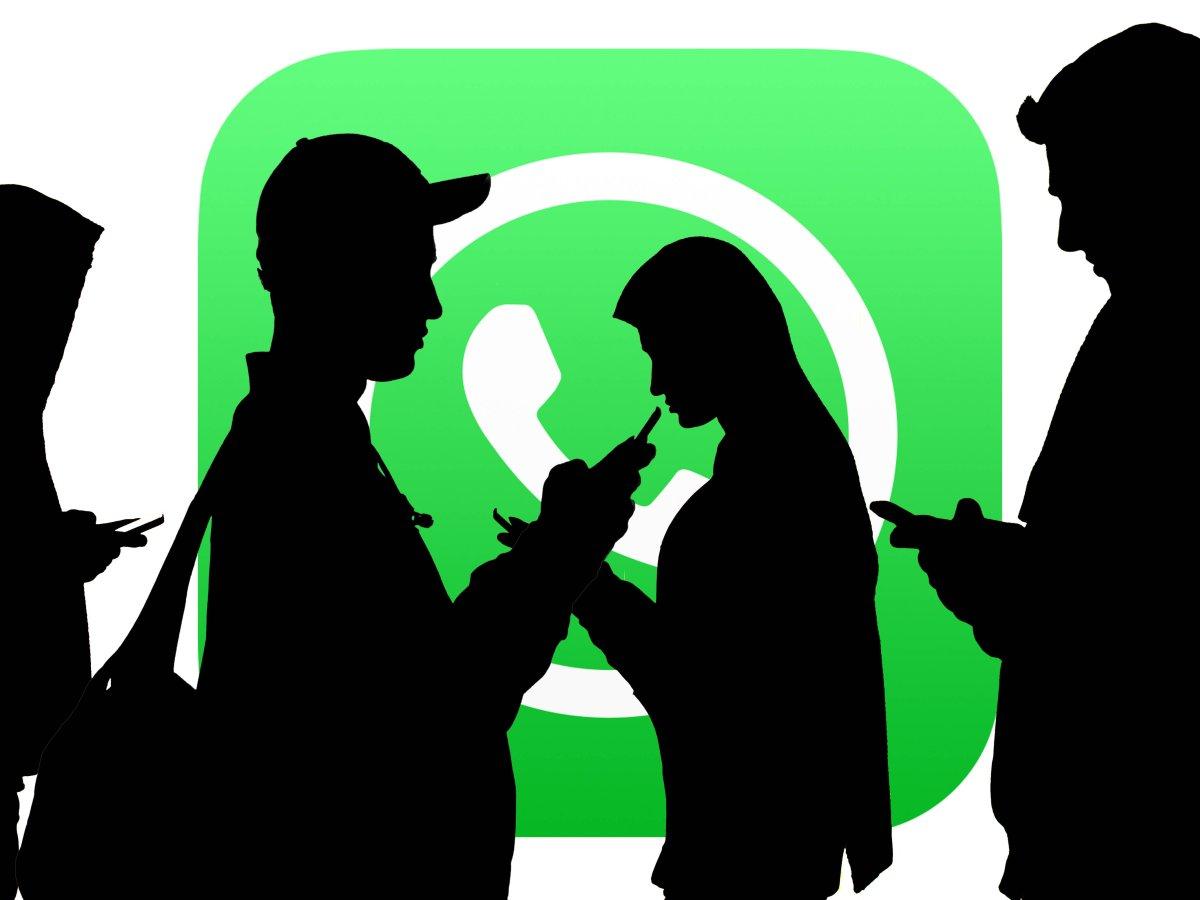 Whatsapp blockiert gruppe nachrichten lesen