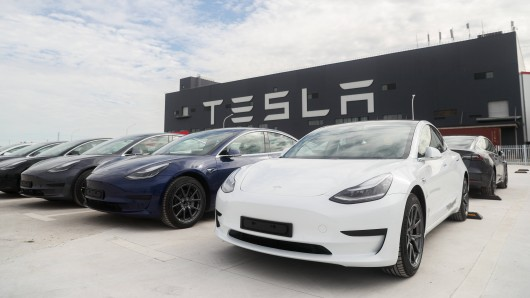 Das Tesla Model 3 bekommt wie das Model Y eine neue nützliche Funktion. (Symbolfoto)