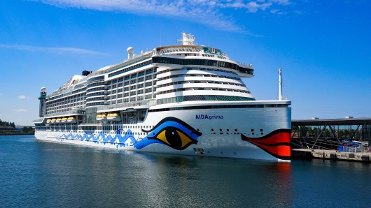 Aida hat neue Corona-Regeln für Kreuzfahrt-Gäste eingeführt. (Symbolfoto)
