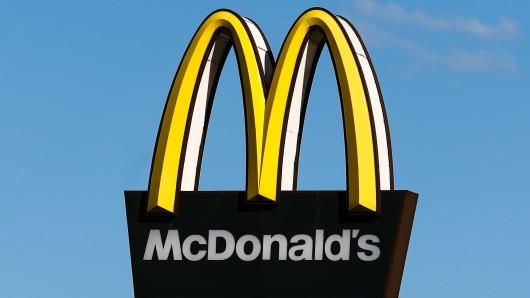 McDonald's führt eine Änderung bei Burgern ein. (Symbolfoto)