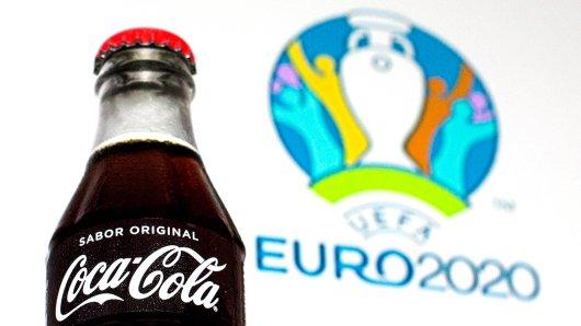 Coca Cola ist einer der Hauptsponsoren der UEFA EURO 2020.