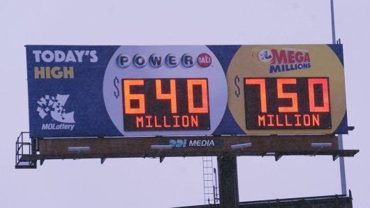 Jackpot in den USA!