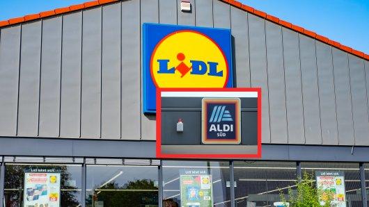 Preiserhöhung bei Aldi und Lidl.
