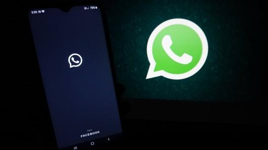 Whatsapp gehört zu den beliebtesten Messengern der Welt. (Symbolfoto)