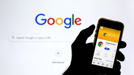 Google: Ein Paar soll wegen einer schlechten Rezension bestraft werden. (Symbolbild)