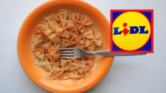 Lidl ruft eine Pasta-Sauce zurück! (Symbolbild)