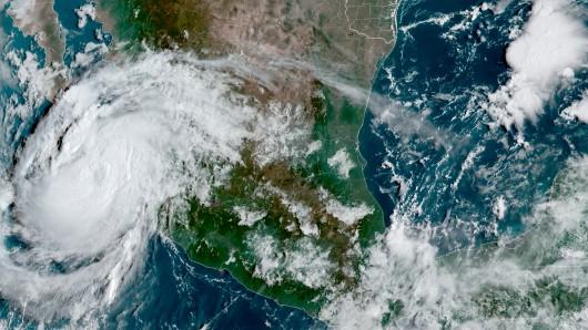 Wetter in Deutschland: Ex-Hurrikan Ida sorgt für eine Wetteranomalie. (Symbolbild)