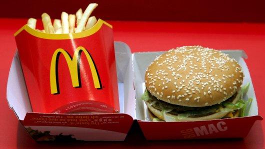Ein Mann stattete lieber McDonalds einen Besuch ab, statt seiner Partnerin bei der Geburt des Kindes beizustehen.