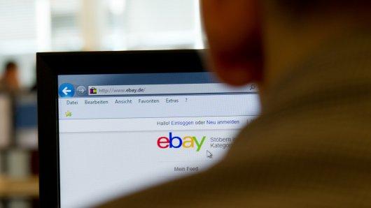 Ebay Kleinanzeigen: Ein Anbieter verabredet sich mit einem Käufer, dann eskaliert die Situation (Symbolbild).