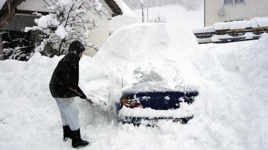 Wetter in Deutschland: Droht uns jetzt der Winter-Hammer? (Symbolbild)