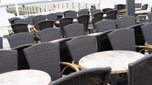 Urlaub an der Ostsee: Ein Traditionslokal muss schließen. (Symbolbild)