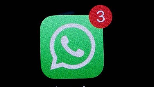 Whatsapp: Aktuell kursiert eine irreführende Nachricht. (Symbolbild)
