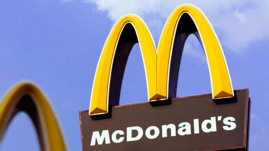 Bei McDonald's stand zuletzt der Lieferdienst in der Kritik.