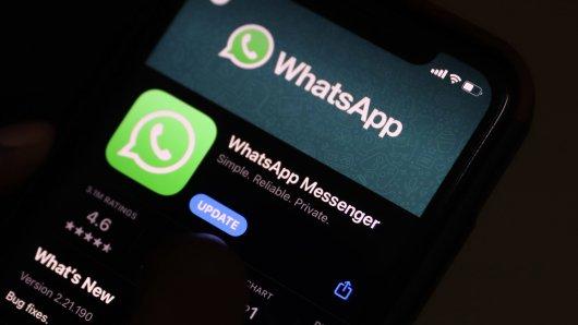 Whatsapp gehört zu den beliebtesten Messenger-Diensten der Welt. (Symbolfoto)