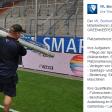 Der VfL Bochum sucht einen Greenkeeper - Platzwart - per Facebook.