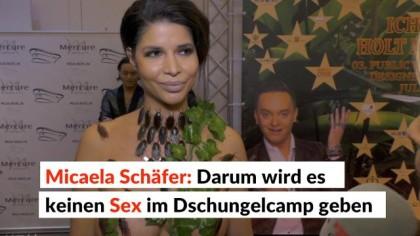 Sekt micaela schäfer Nacktes 2016: