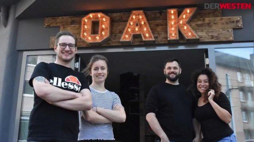 The Oak Essen : the oak neues szene restaurant in essen video ~ Watch28wear.com Haus und Dekorationen