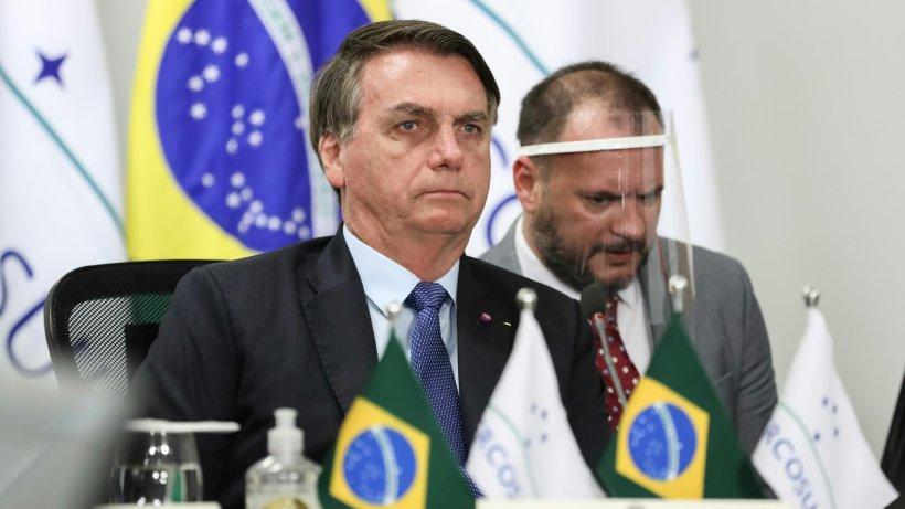 Bolsonaro Positiv
