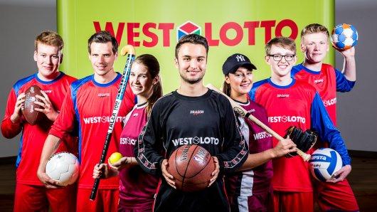 Alle Sportmannschaften können sich ab sofort zum kostenlosen WestLotto-Teamshooting anmelden.