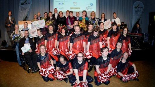 Die Ehrungen zum Behinderten Sportverein des Jahres fanden am 25. Januar in Oberhausen statt.