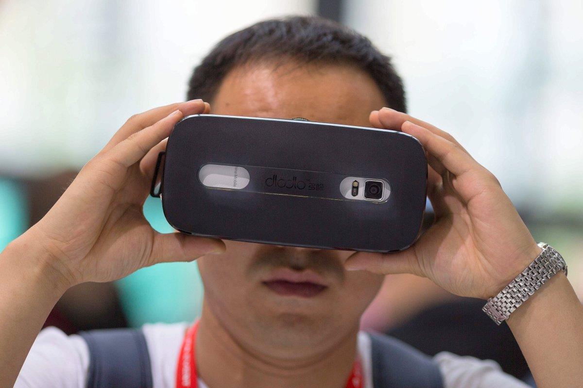 068c21ab9d7 eBay eröffnet in Australien ersten Virtual-Reality-Shop - Wirtschaft -  derwesten.de