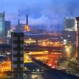 ARCHIV- Das Stahlwerk des Industriekonzerns ThyssenKrupp, aufgenommen am 06.12.2012 in Duisburg (Nordrhein-Westfalen). Am Donnerstag werden die Geschäftszahlen für das 1. Quartal des Industriegüterkonzerns Thyssenkrupp veröffentlicht. Foto: Oliver Berg/dpa +++(c) dpa - Bildfunk+++
