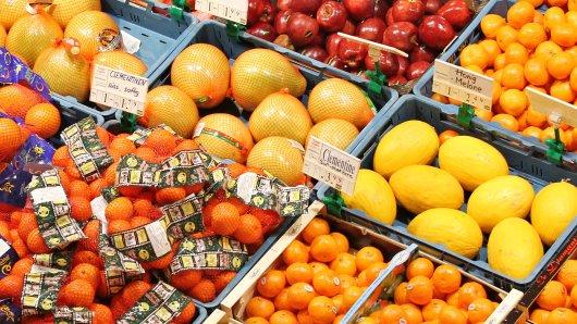 Bei Real gibt es bald keine Plastiktüten in der Obst- und Gemüseabteilung mehr
