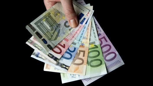 Der 500-Euro-Schein wird abgeschafft.