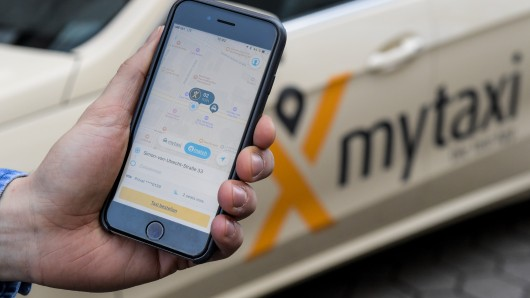 Mytaxi heißt bald anders.