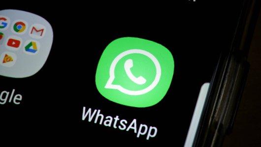 Whatsapp hat ein neues Update bekommen.
